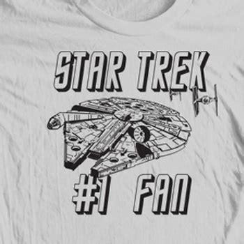 1 fan t shirt trek 1 fan t shirt