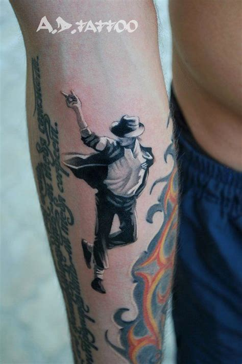 michael jackson tattoos designs 24 best michael jackson tattoos images on