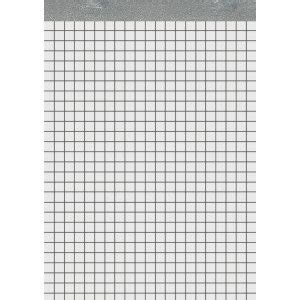 Word Vorlage Kariert 5star Notepad A4 60 G Qm 50 Sheet Rc Paper Checkered Co Uk Office Products