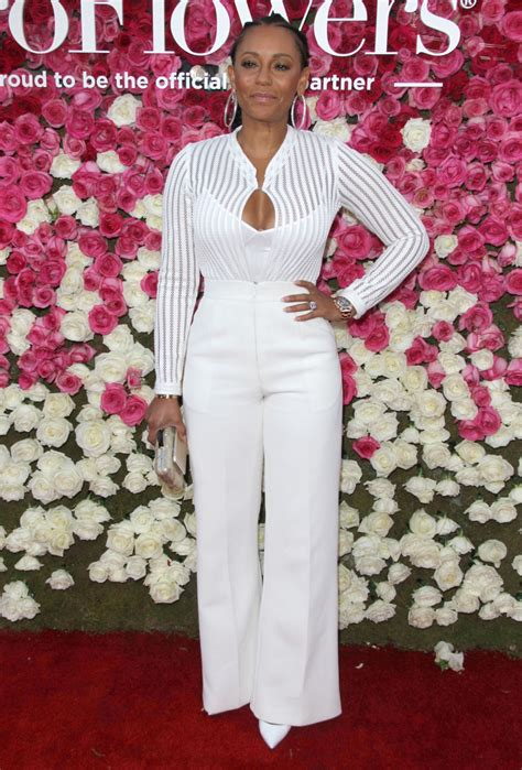 s day premieres 2016 melanie brown at s day premiere in