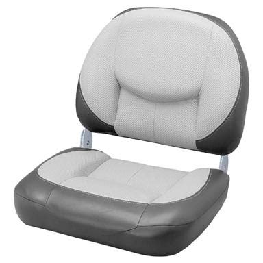 wise deluxe boat seats wise 174 premium deluxe fishing boat seat 140381 fold down