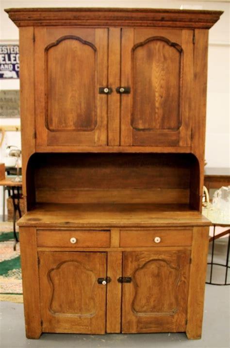 found in ithaca 187 antique oak kitchen hutch cabinet