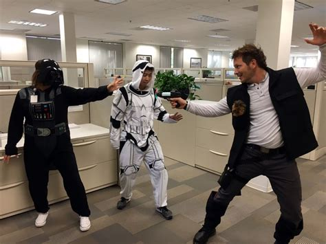 star wars office halloween at the office lots intelliloan office