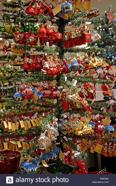 christmas tree ornaments for sale at macy s department