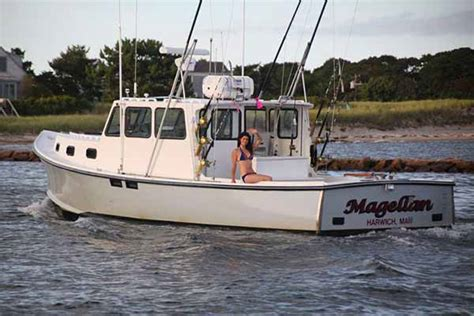 sportsman boats cape cod cape cod tuna fishing stay eat adventure with magellan