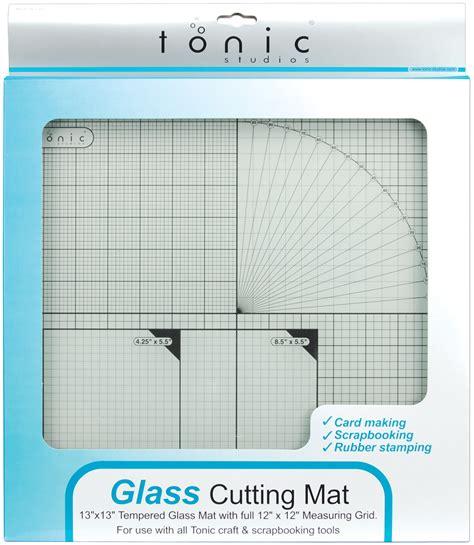 Ek Success Glass Mat by Tonic Studios Tempered Glass Mat