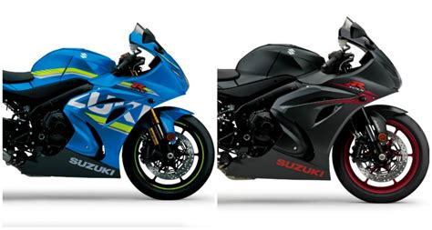 Suzuki 1000 Price New Suzuki Gsx R1000 And Gsx R1000r Launched In India