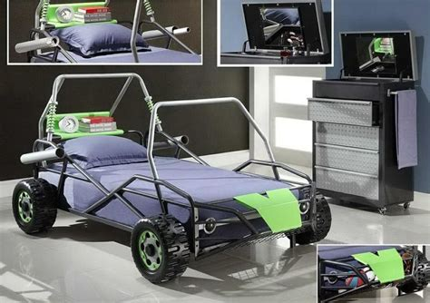 twin car beds for boys w9133 dune buggy twin car bed boys bedrooms pinterest