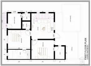 home floor plans design 8 marla house plan design gharplans pk