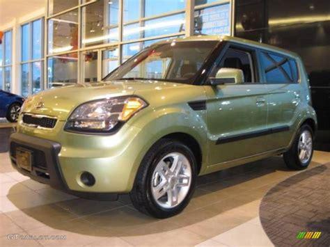 Green Kia 2010 Green Kia Soul 20670417 Photo 4 Gtcarlot