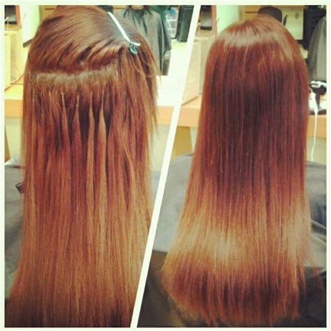 hair infusion extensions fusion hair christine rinehart