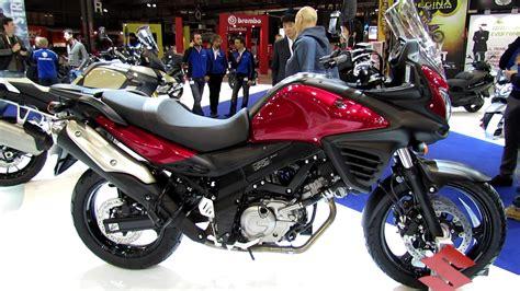 2014 Suzuki V Strom 650 Review Image Gallery 2014 Suzuki V Strom 650