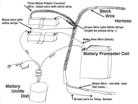 mallory comp 9000 wiring diagram 32 wiring diagram