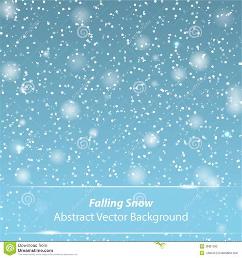 design own background free falling snow vector background stock photography image