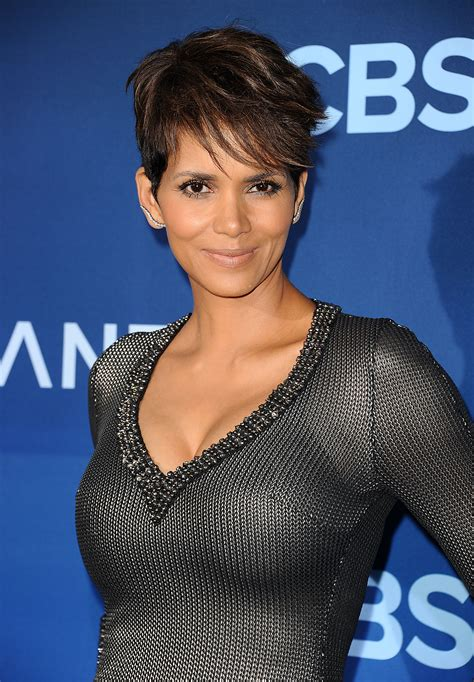 Halle Berry by Halle Berry Attemps To Reduce Ex Gabriel Aubry S Child