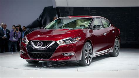 4 Door Cars by 2016 Nissan Maxima A 4 Door Sports Car If Sports Cars