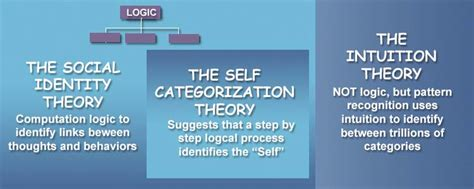 pattern identity theory the social identity theory