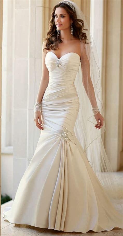 imagenes de vestidos de novia corte sirena vestidos para boda corte sirena