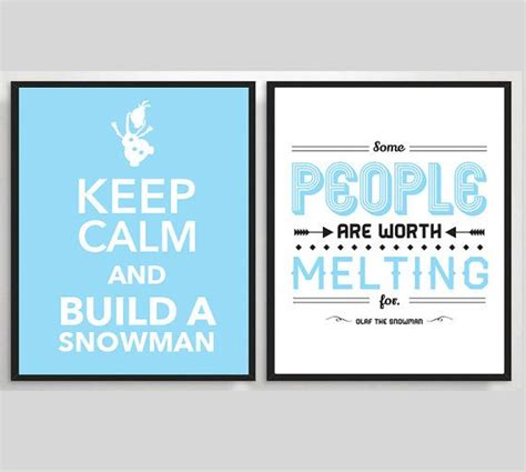 printable olaf quotes 215 best a hannah frozen party images on pinterest