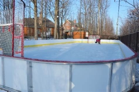 my backyard ice rink mybackyardicerink com ezine issue 16 first ever win a
