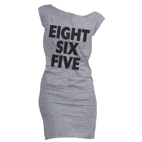 Dress Eight 2 Five eight six five t shirt vintage 865 knoxville one