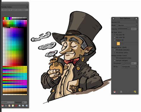 gimp tutorial cartoon convert photo to cartoon with gimp cartoon ankaperla com