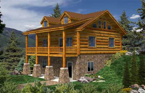 the homestead plan homestead hideaway homestead home plan by whisper creek log homes