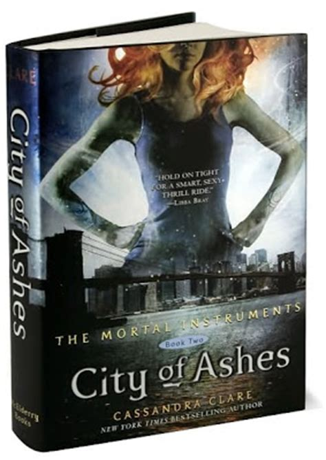 city of ashes series 2 bloggin bout books march 2010