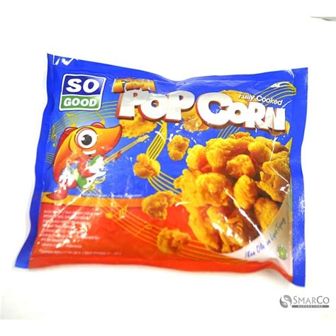 So Fish Pop Corn detil produk so fish pop corn pack 200 gr
