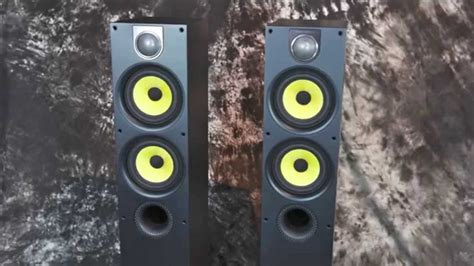 Bowers Wilkins 684 S2 Bw Black Ash stereo design b w bowers wilkins 684 s2 speakers