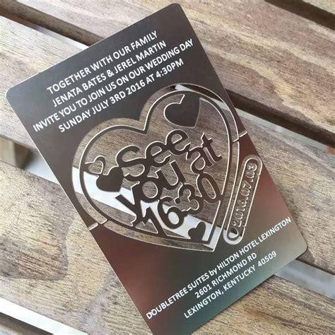 High Quality Engraved Metal Business  Ee  Card Ee   Printing