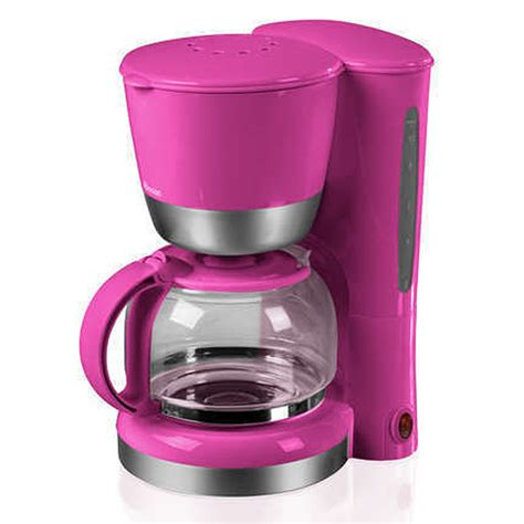 Toasters Reviews Pink Swan Coffee Maker Unique Home Living