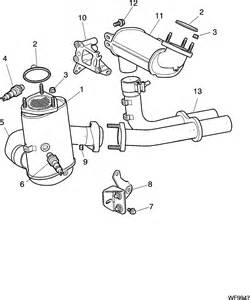 Jaguar X Type Exhaust System Diagram Where To Purchase Catalytic Converters For 2005 X Type 2 1