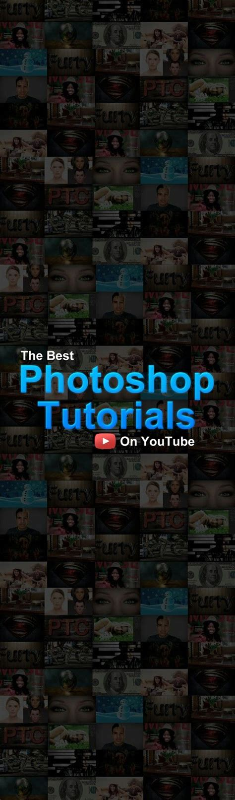 tutorial photoshop photo editing photoshop video tutorials on youtube photo editing