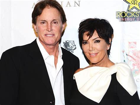 how did kris kardashian meet bruce jenner kris jenner bruce jenner divorce rumors people com