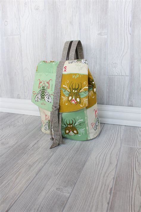 Collection of Lucy Backpack Swoon Sewing Patterns | Swoon Patterns ...