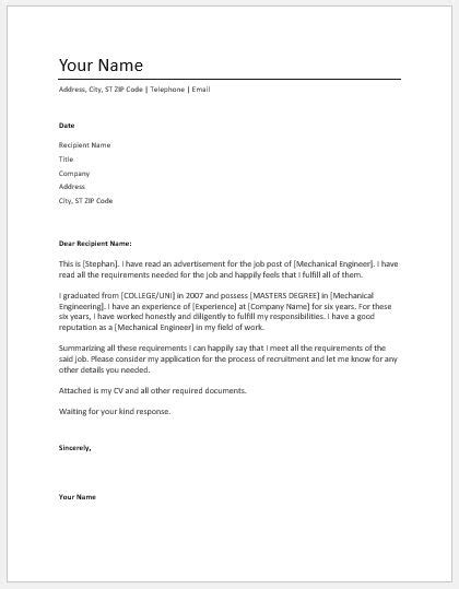 Letter Of Intent For Exle letter of intent for a templates word excel templates