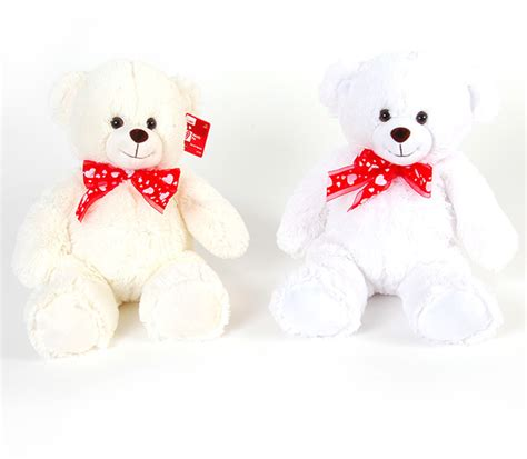 cheap valentines day teddy wholesale s day hearty pal plush 13 quot sku