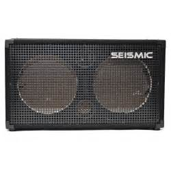 2x12 guitar cabinet empty seismic audio 212 empty guitar speaker cabinet 2x12