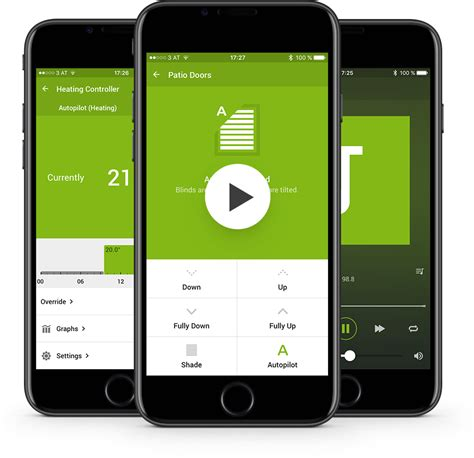 homey app the loxone smart home app app home loxone