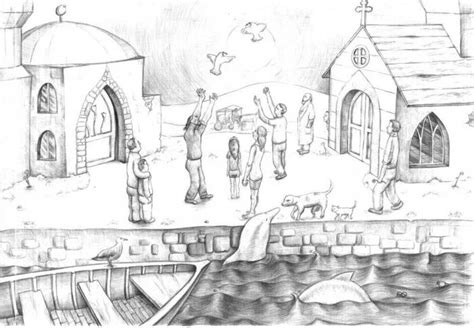 Drawing 7th Standard by Peace Drawings Pictures Drawings Ideas For