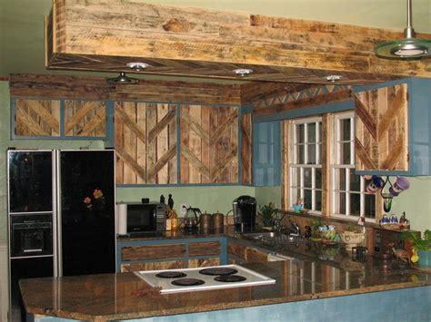 reclaimed wood kitchen island pallets pinterest pallet kitchen cabinets reclaimed kitchen cabinets