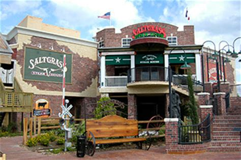 saltgrass steak house kemah tx kemah boardwalk inn dining