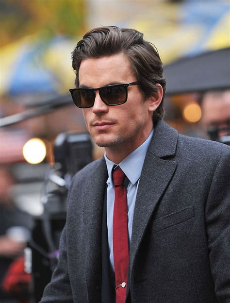 Neal Caffrey Wardrobe by The Gentleman S Fashion S Grooming