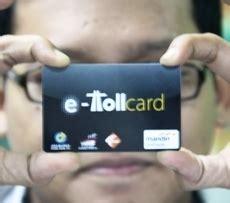 bca toll card bca siap bantu bank mandiri garap e toll card