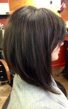 hairstyles that have long whisps in back and short in the front medium angled bob hairstyles with bangs over 40 google