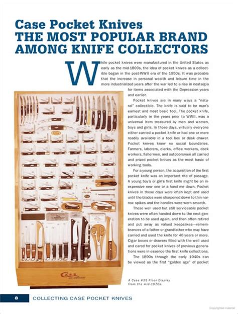 vintage pocket knives price guide collecting vintage knives id price guide for