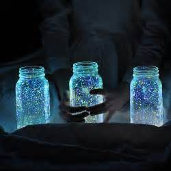 Backyard Campout Party How To Make Glowing Firefly Jars Curbly