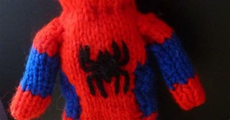 knitting pattern spiderman toy free spiderman knitting pattern super hero crafts and