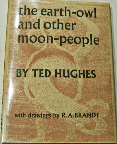 the moon and the other books the earth owl and other moon by ted hughes